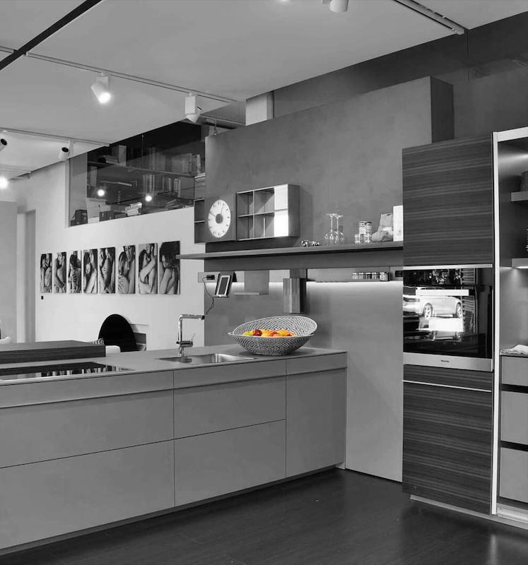 Showroom cucina